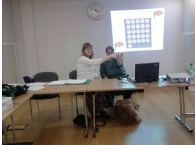 Deafblind Awareness Training for Care Staff